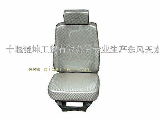 东风天龙,大力神司机侧 乘客侧-座椅总成(带气囊)6800010-c0100图片