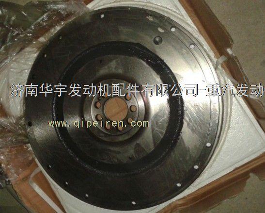 潍柴p10电喷发动机配件 飞轮总成 612600020528