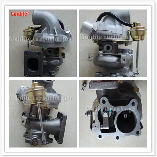 日产柴油车大篷车 ht12-11 ht15-b 涡轮增压器 047-266