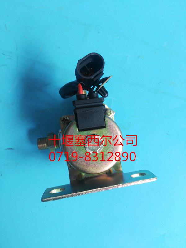 3754020-c0300东风大力神汽车驾驶室喇叭电磁阀 3754020-c0300图片