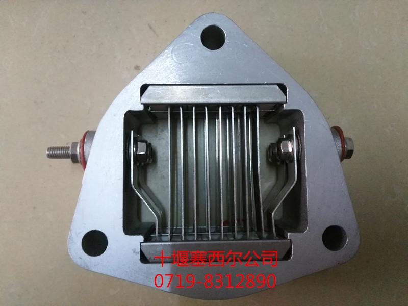 5010222071东风天龙汽车雷诺发动机进气预热器总成 d5010222071