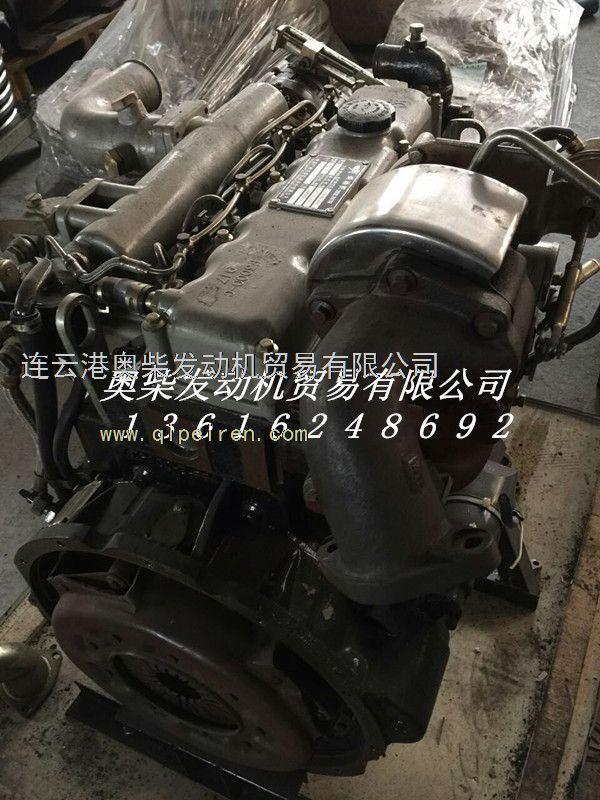 广西玉柴492系列发动机yc4f115-20中冷增压发动机总成图片