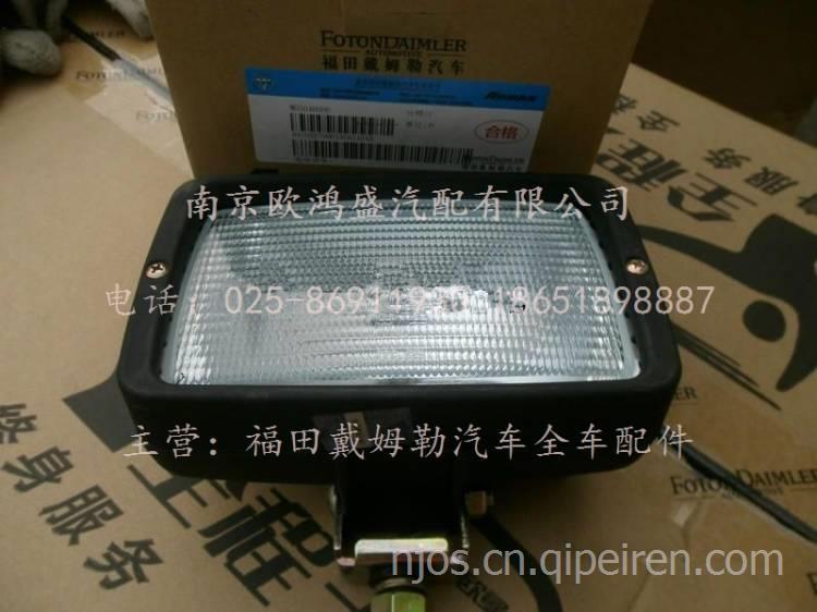 福田戴姆勒欧曼原厂正品配件gtl后照灯 h4365070001a0图片