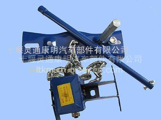 【31n12-05010】东风商用车备胎升降器总成(新型蜗式,配1200轮胎) 31图片