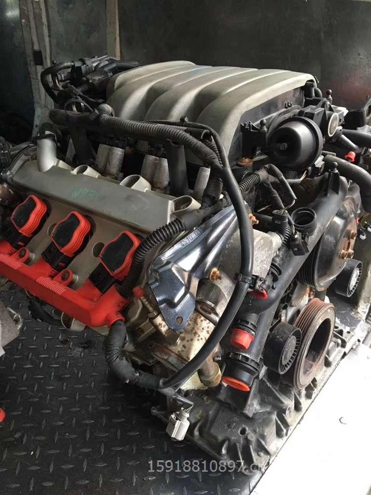 奥迪c72.8排量发动机总成进口货拆车件 奥迪c72.