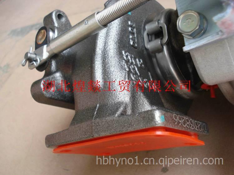 厂家直销东风天锦汽车康明斯isde发动机增压器总成 2834302 2834302图片