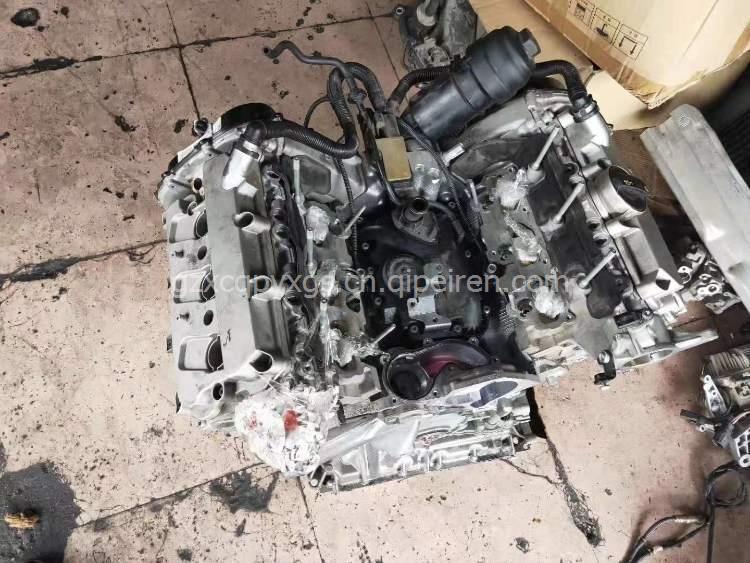 2014款奥迪q73.0t发动机总成拆车件 2014款奥迪q73.