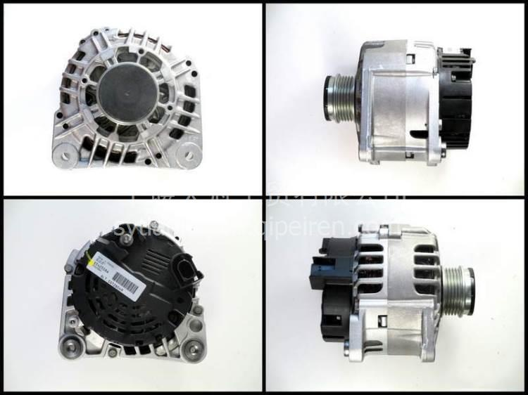 供应:valeo系列发电机 适配:奥迪,斯柯达,大众车用发电机 sg12b012 s