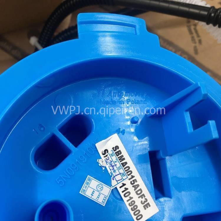 大众高尔夫r20途观迈腾速腾燃油泵低压油泵控制器 5n0 919 109 f