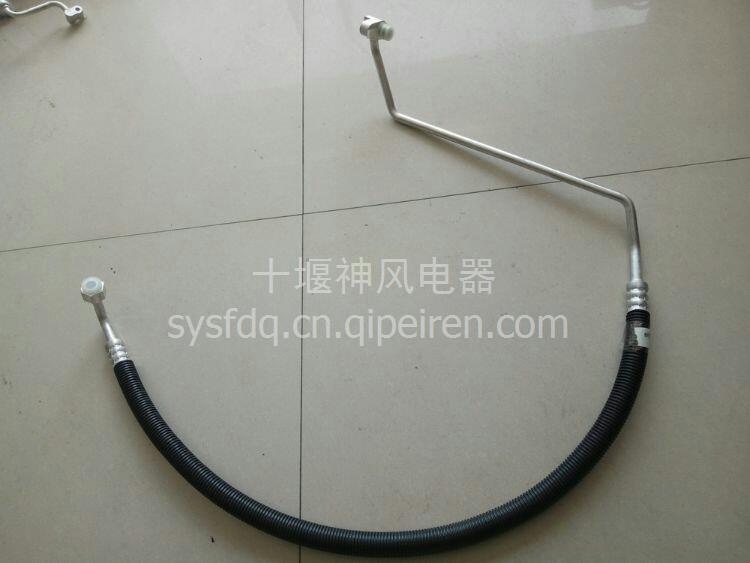 福田欧曼etx511 611空调高压管 空调管 0906-2