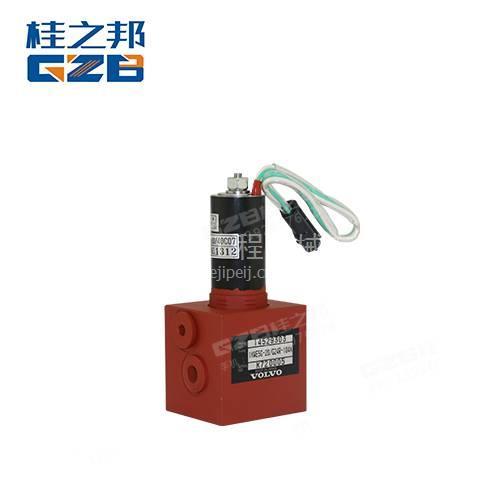 机电磁阀组 型号:1kwe5g-20/g24r-104a 物料代码:14529303 品牌:川崎图片