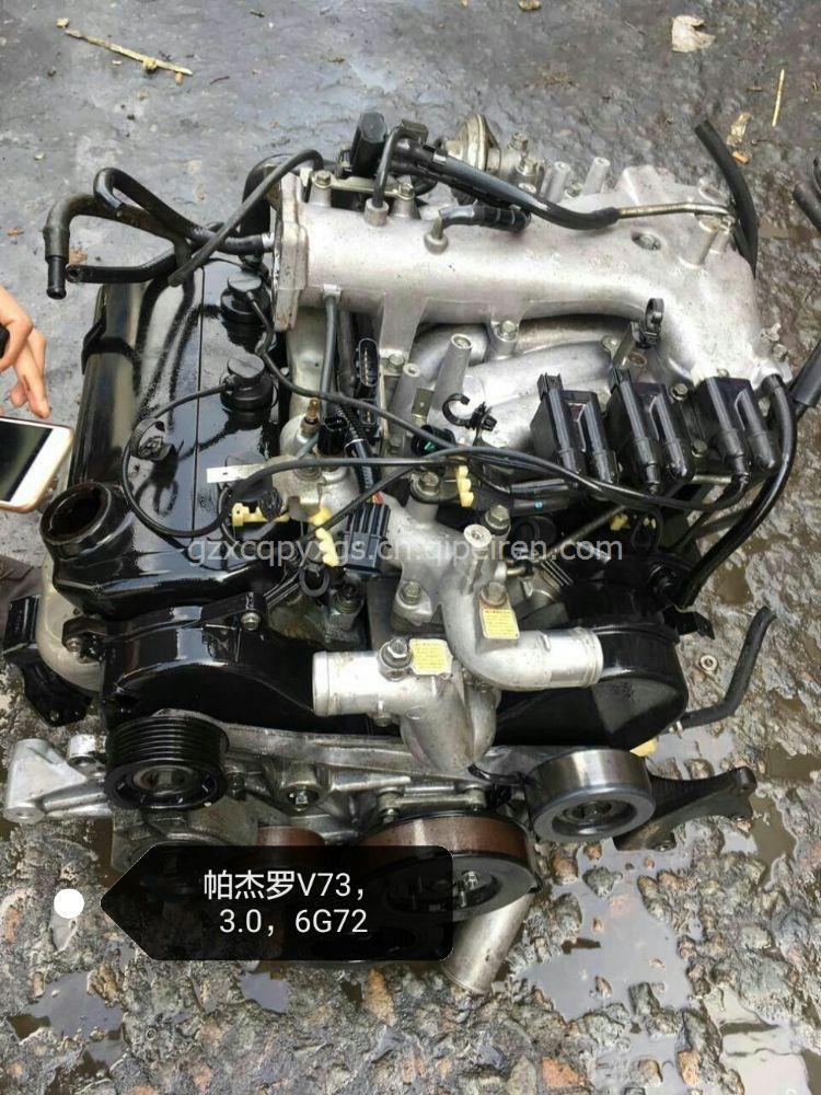 三菱帕杰罗6g72发动机总成 三菱帕杰罗6g72发动机总成