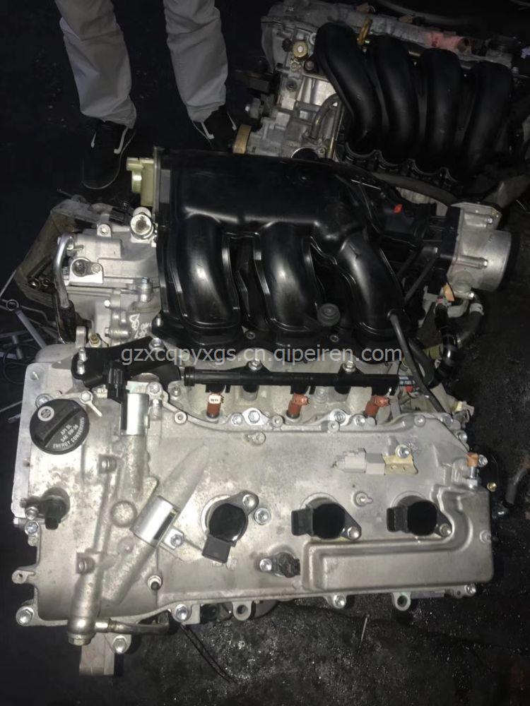 丰田汉兰达3.5发动机总成进口拆车件 汉兰达3.5排量发动机进口拆车件