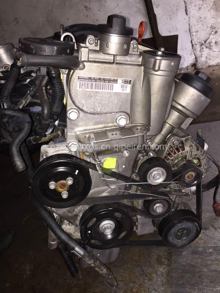 大众朗逸1.6发动机原装进口拆车件 大众朗逸1.6发动机进口货拆车件