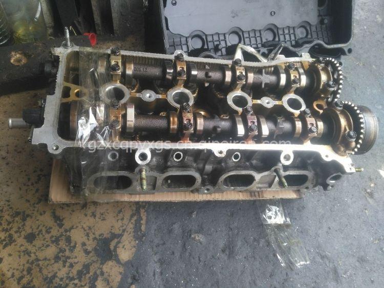 2011丰田凯美瑞2.4缸盖总成原装进口拆车件 丰田凯美瑞2.