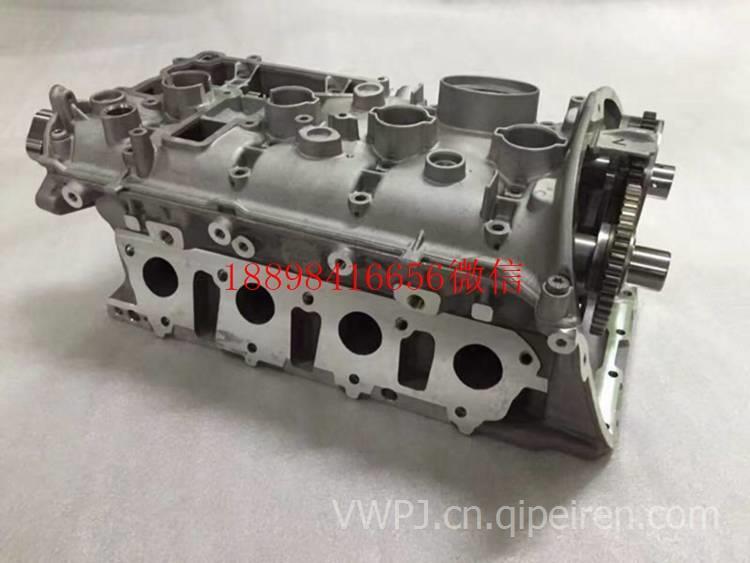 大众迈腾速腾途观cc缸盖总成发动机气缸 速腾途观cc缸盖总成发动机
