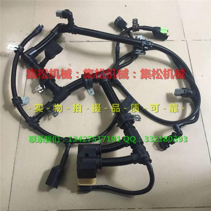 小松pc270-8机油滤芯座/活塞/发动机配件 pc220-8皮带张紧器 小松