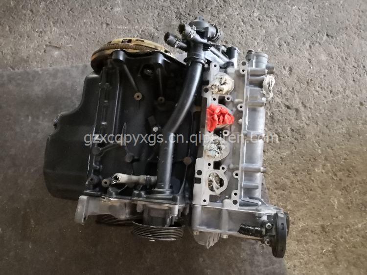 大众朗逸1.6发动机原装拆车件 大众朗逸1.6发动机进口拆车件