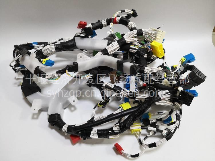 37z53-24130 电源线——起动机至蓄电池正极 37z54-24270 变速箱线束